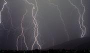 Tormenta eléctrica. © Francisco Baron Armañac.