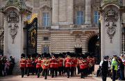 Cambio de Guardia del Buckingham Palace. © Carlos López Arrudi