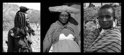 Himbas, hereros y masais. © Teresa Iglesias Lacasta.