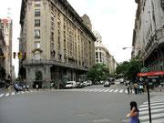 Avenida principal, Buenos Aires. © Leonardo Ara Pueyo.