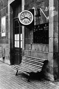 Estación de ferrocarril de Sabiñánigo. Fototeca AFS. © Javier Ara Cajal.