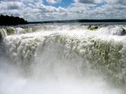 La Garganta del Diablo, Cataratas de Iguazú. © Leonardo Ara Pueyo.