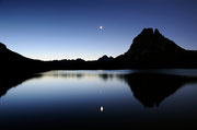 Lago de Ayous. © Javier Ara Cajal.
