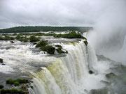 Cataratas de Iguazú. © Leonardo Ara Pueyo.