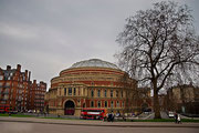 Royal Albert Hall. © Carlos López Arrudi