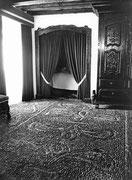 Suelo de canto rodado, Casa Isabal, Larrede. Fototeca AFS. © Javier Ara Cajal.