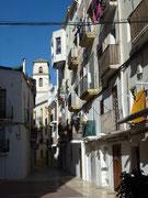 Bild: Schmale Gassen auf Ibiza - Foto 1