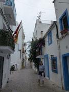 Bild: Schmale Gassen auf Ibiza - Foto 3