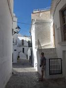 Bild: Schmale Gassen auf Ibiza - Foto 4
