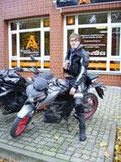 Fabian Stecklenberg hat seinen A1 Führerschein seit dem 16.11.2020!
