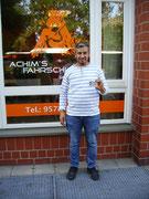 Khaled Abdoullah hat seinen B Führerschein seit dem 17.09.2020!