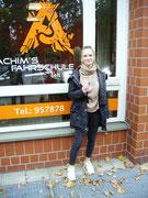 Mara Kreibich hat ihren B Führerschein seit dem 09.11.2020!