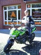 Paul Luca Schoenbrock hat seinen A Führerschein seit dem 29.03.2021!