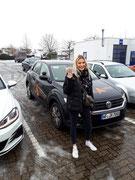 Jona Ott hat ihren B Führerschein seit dem 02.02.2021!