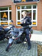 Lysander Aaron Uminski hat seinen A1 Führerschein seit dem 05.10.2020!