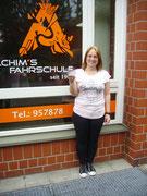 Tanja Schopmanns hat ihren B Führerschein seit dem 21.05.2019!
