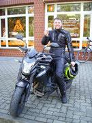 Lennart Heine hat seinen A2 Führerschein seit dem 27.05.2021!