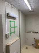東京都練馬区陸上自衛隊駐屯地トイレ改修工事