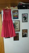 Kleidchen im 50-er-Stil
