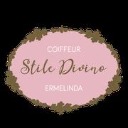 Coiffeur Stile Divino Ermelinda, Villmergen: Logo, Terminkarte, Visitenkarte, Gutschein, Website