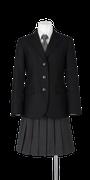 城南高校女子春制服