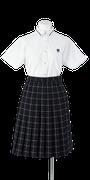 城西高校女子夏制服