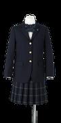 吉野川高校女子春制服