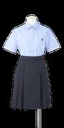 徳島科学技術高校女子夏制服