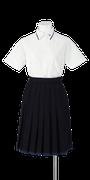 小松島西高校女子夏制服