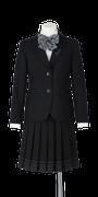 城北高校女子春制服