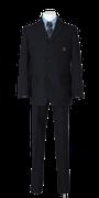 城東高校男子春制服