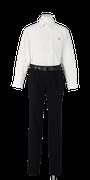 富岡東高校男子合い制服(長袖カッターシャツ着用)