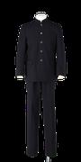 富岡東高校男子春制服