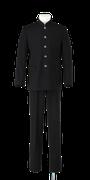 小松島西高校男子春制服