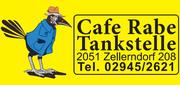 Cafe & Tankstelle Rabe, Zellerndorf