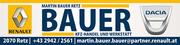 KFZ Partner Renault Bauer, Retz
