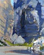 0331 canyon solitude
