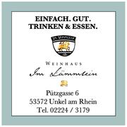 Weinhaus Im Lämmlein