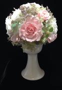 #センターピース#手作りウェディング#ウェディング小物#結婚式#プリザーブドフラワープレゼント#名古屋プリザーブドフラワー#こだわりウェディング  参考価格 ¥15,000(税別)