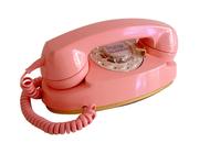 TELEFONO PRINCESS ROSA (DE DISCO) / REF: TLF- 001 / 1 Unidad / Arriendo: $ 12.000  / Garantía: $ 40.000