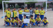 【2013年6月】第32回新湊レッドサンダース杯(U-10) 優勝