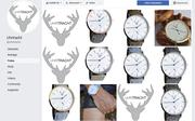 Facebook Seite für Uhrtracht