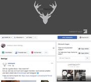 Facebook Seite Uhrtracht