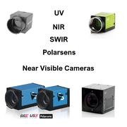camera UV NIR SWIR Polarsens