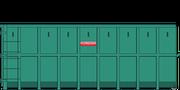 Container 34 m3