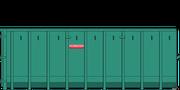 Container 37 m3