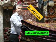 sconto tappeti persiani Udine, tappeti tabriz carpet udine, occasione tappeti udine