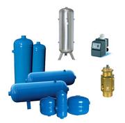 KOMPAUT Serbatoi per aria compressa standard o speciali, completi di certificazioni.