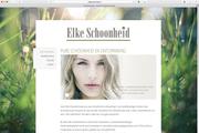 Ontwerp en realisatie website www.elkeschoonheid.nl