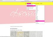 Ontwerp en realisatie website www.obsessionkarpetten.nl